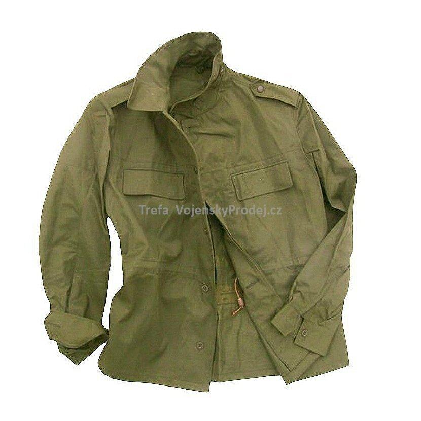 2ee6175508fd7 Blůza vz.85, bunda, parka khaki, originál ČSLA | Armyshop výprodej ...