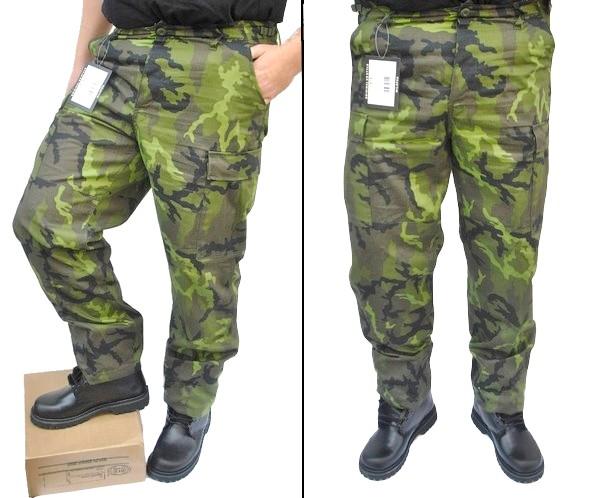 9565e56e1 Maskáčové kalhoty 95 rip, bavlna 100%, originál MFH Německo | Armyshop  výprodej armádních skladů maskované kalhoty maskáče vzor 95